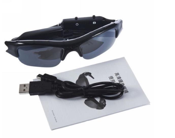 2015 mini sport camera audio video recorder eyewear glasses portable mini dvr camera with glasses video/sunglasses camera(China (Mainland))