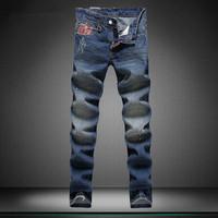 Size 28-36 Slim Fit New Autumn Spring Man Denim Pants Casual Fashion Jeans Men dsq Brand Jeans A2659