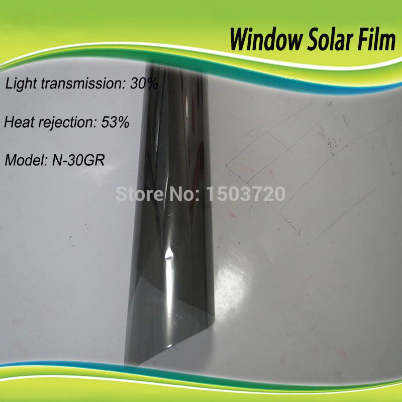 1.52*15m roll sun film energy saving windows film insul film car(China (Mainland))