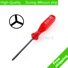 High Quality Triangle Y Tri Wing Screwdriver For NDS DS Lite Pro Zune Nintendo Wii Macbook Free Shipping
