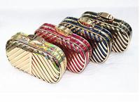 змея кристалл сцепления кулака кольца вечер сумка v формы алмаза муфты свадьбы партии мешок оборудования металлических ужин плечо сумка