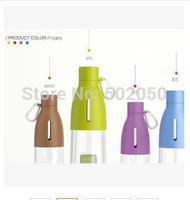 500MLHigh Quality  BPA FREE PP  Fruit  Infuser Water Bottle With Carabiner Sports Health Lemon Juice Make Bottle