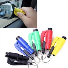 Mini safety hammer car life-saving escape hammer window emperorship keychain car Window broken emergency glass breaker(China (Mainland))