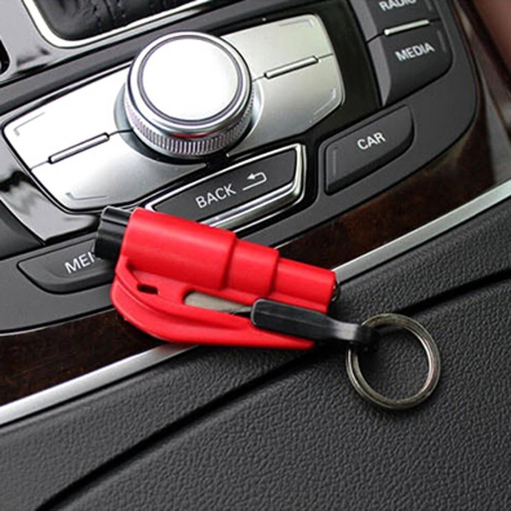 Мини безопасности молот автомобилей спасательные побег окно молоток emperorship брелок окна автомобиля сломанной аварийного стекло выключатель