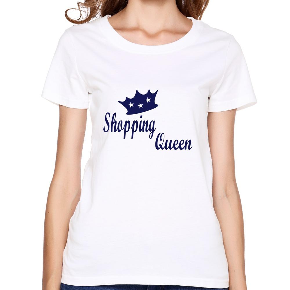Exercise girl's Newest shopping t shirt Hot Sale Organic Cotton Women T Shirts(China (Mainland))