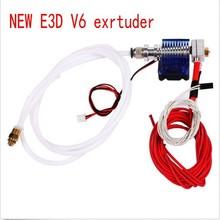 E3D V6 HotEnd Full Kit – 3.0mm 12V Bowden for RepRap 3D Printer Extruder kit kossel delta prusa i3 xc3d maker mk8/mk10 exrtuder