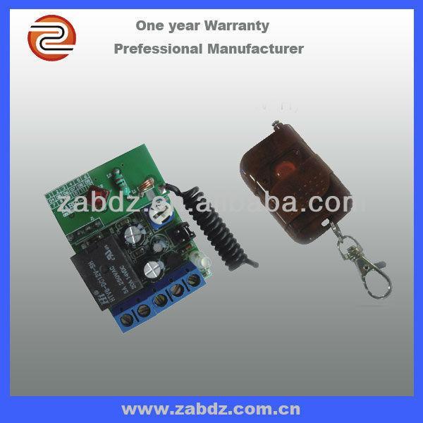 wireless remote motor control switch(China (Mainland))