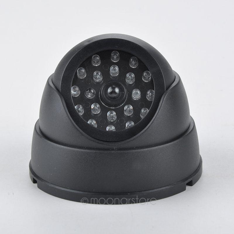Emulational fake false decoy dummy security surveillance CCTV camera indoor video monitor thermal system install IR LED DA1133*5(China (Mainland))