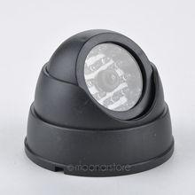 Emulational fake false decoy dummy security surveillance CCTV camera indoor video monitor thermal system install IR