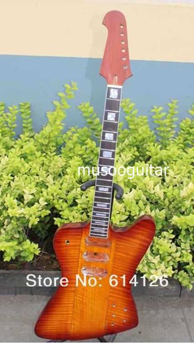 New brand Firebird project electric guitar with mini three pickup(China (Mainland))