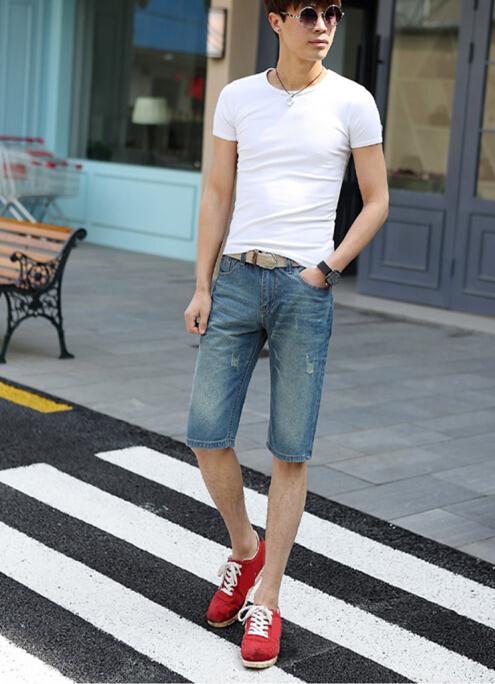 Fashion Short Shorts Men Fashion Casual