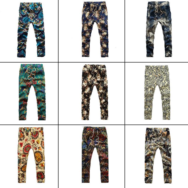 Drawstring Linen Pants Plus Size Plus Size Harem Pants