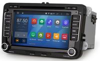 android 4.4 Car GPS Radio for VW Passat B5 Golf MK4 Jetta Bora Polo Seat Ibiza(6L) Leon 1M headunit dual Core DVD player WIFI 3G
