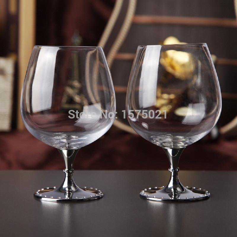 Brandy Glass Brandy Glasses Set With Metal