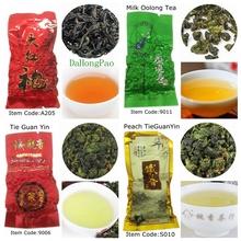 7 kinds milky milk oolong tea da hong pao tieguanyin dahongpao milk oolong tea ginseng da