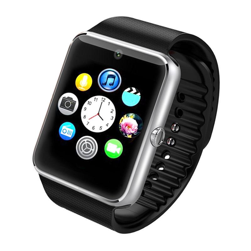 Intelligent Mobile Phone Card Bluetooth Intelligent Mobile Phone Watch Watch Waterproof Android Wearable Equipment Bracelet Watc(China (Mainland))