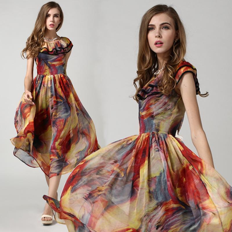 Женское платье LI Vestidos femininos 2015 JH2138 женское платье yhs 2015 vestidos femininos vestido ntbhk5500352