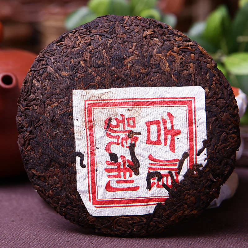 Promotion old 100g China ripe puer tea puerh the Chinese tea yunnan puerh tea pu er