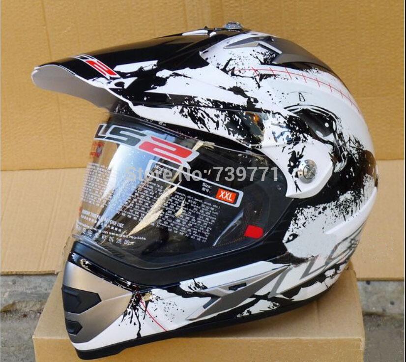 LS2 Motocross Helmets Professional Motor Cross Helmet ECE Approved Motorcycle Capacete Casco(China (Mainland))