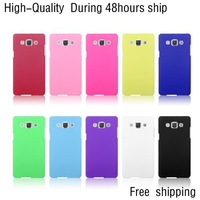 Hybrid Plastic Hard Cover Case For Samsung Galaxy A3 A300 Free shipping
