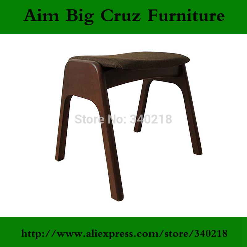 Venda hot modern projeto pilha capaz madeira maciça pequeno baixo bar stool(China (Mainland))
