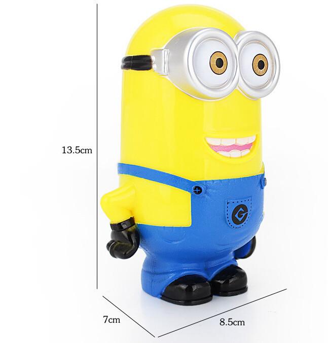 Копилка OEM 3D FDD01-Minion набор для путешествий oem 10 22 3 lycar goretex 432a
