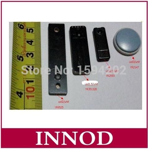 UHF RFID Metal tags Passive Alien tags small 35 * 13mm / mini Resistance metal rfid uhf tag gen2 iso18000-6c read range 10cm-1m(China (Mainland))