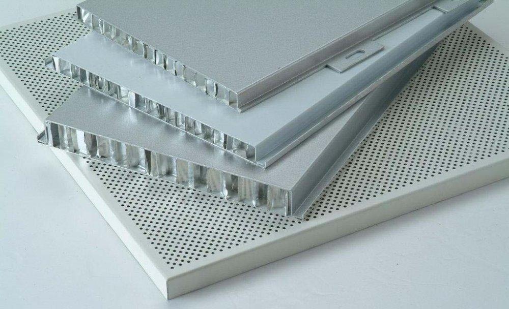 Nouveaux Mat Riaux Panneau En Aluminium En Nid D