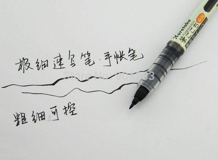 Как сделать маркер для каллиграфии