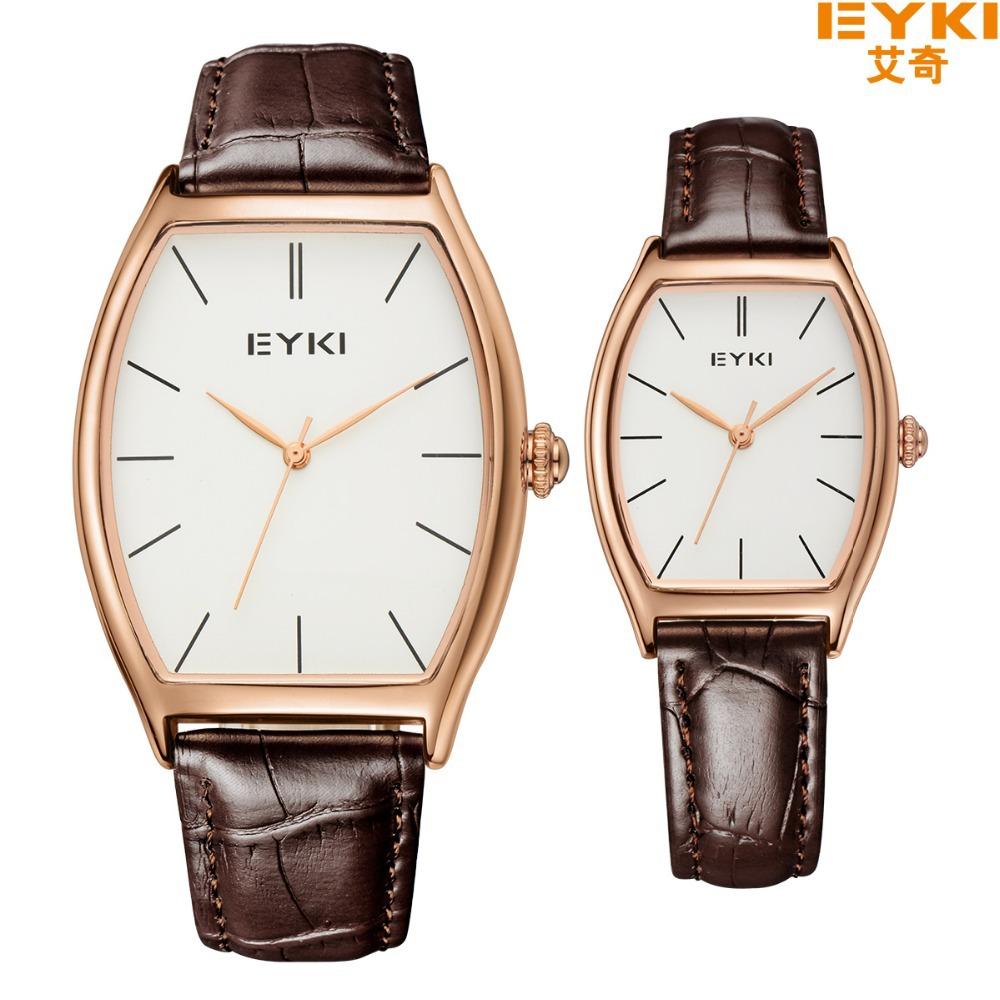 2015 EYKI Watdch Reloj Mujer EET8863M-1 shhors 2015 10m eyki reloj hombre 10000301