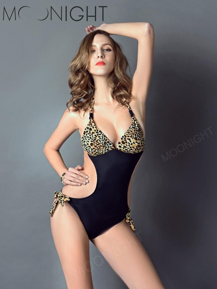 Женский закрытый купальник Moonight 2015 biquinis 10023 женский закрытый купальник n a 2015 biquinis femininos 2015010709