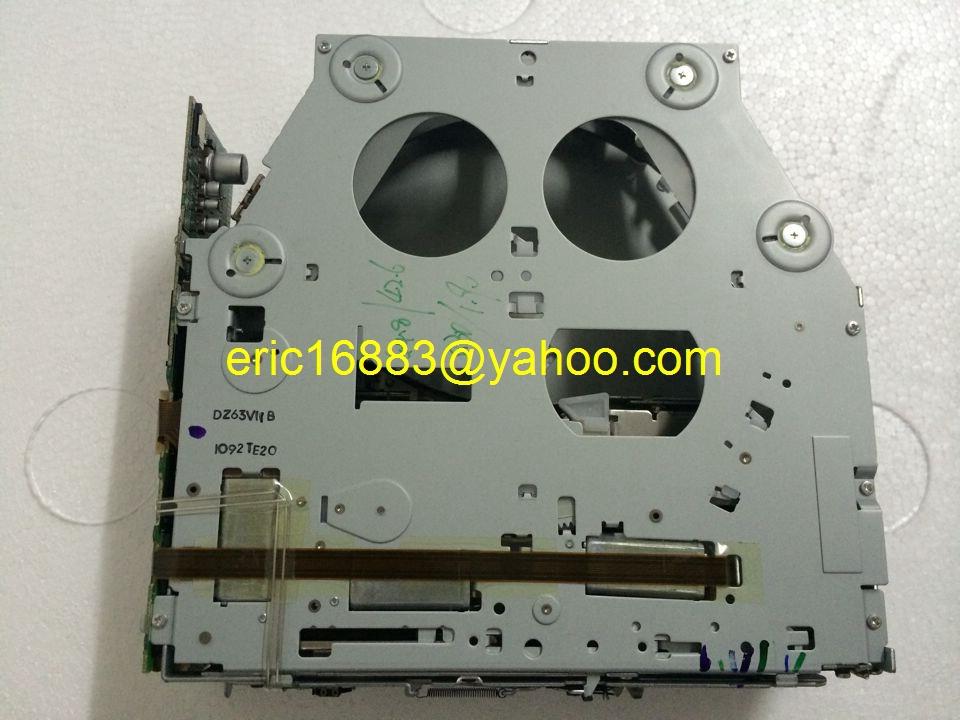 Brand new Alpine 6 DVD Mechanism DZ63V11B For COMPASS Herdsman Toyota FJ Chrysler Car Audio systems(China (Mainland))