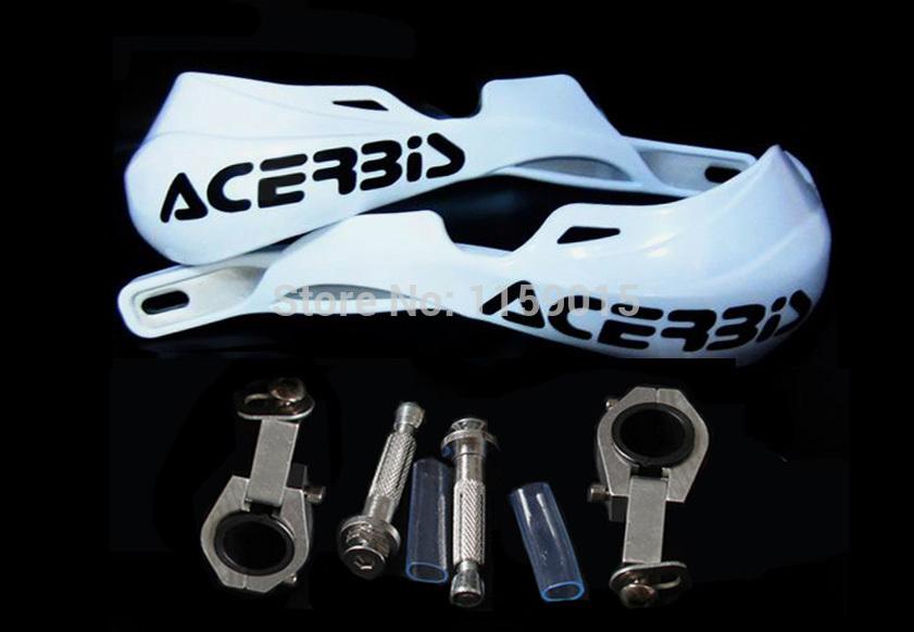 2015 Motorcycle Plastic Handlebar handguards Fit EXC CRF YZF KXF KTM 1-1/8 28mm Fat Bar hand guards Motorcross Dirt Bike(China (Mainland))
