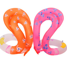 Wholesale Great Quality Life Vest For Adult kid Inflatable Swimming Ring Float Swim Ring Float Tube Swimming Trainer Lifebuoy(China (Mainland))