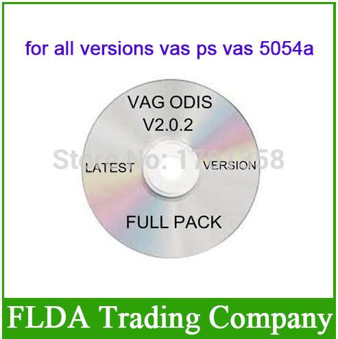 Multi language VAG ODIS V2.0.2 VAS PC software crack ODIS 2.0 with ODIS patch vag diagnostic software ODIS 2.0.2(China (Mainland))