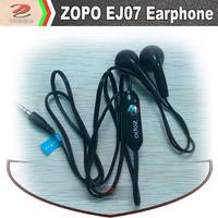 Original EJ07 headphone for zopo smartphone, zp999 zp3x zp998 zp1000 zp590 zp920 zp720 zp700 zp780 zp320 zp600 earphone