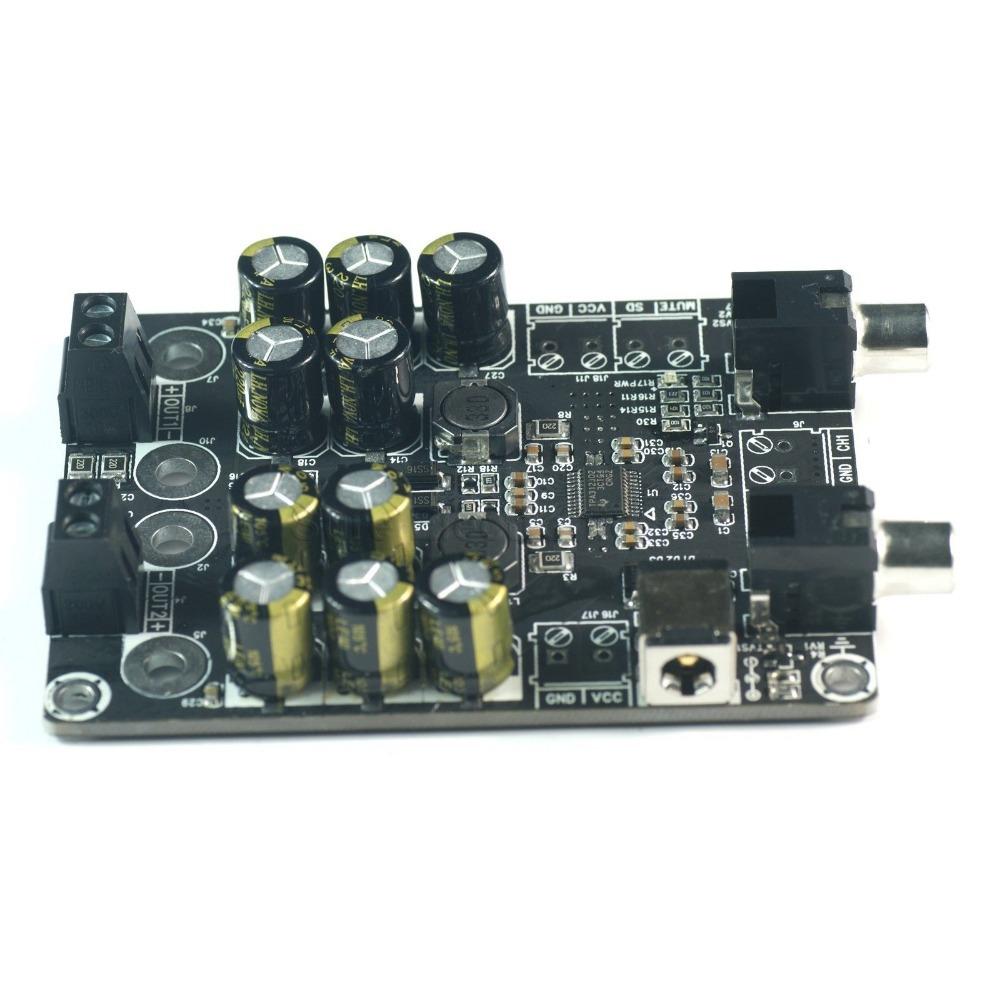 2 X 25Watt Class D Audio Amplifier Board - TPA3123(China (Mainland))