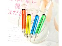 SW001-1 New creative toy Han Guowen syringe ballpoint pen needle pen syringe ballpoint pen lowest price!