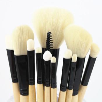Профессиональный комплект кистей для макияжа 12 шт. премиум макияж для инструментов