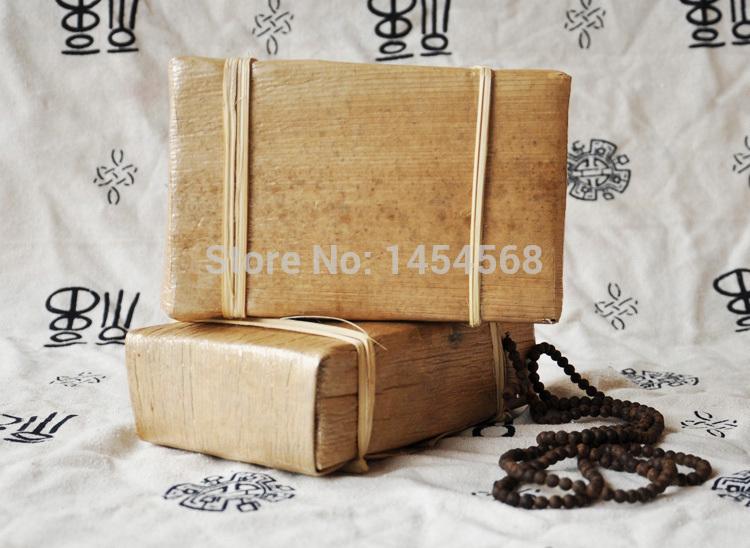 Yunnan Pu er brick tea brick born in 2012 250g LAO HUANG PIAN