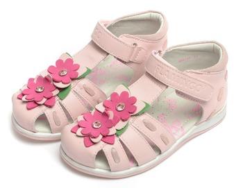 Фламинго дети обувь высокое качество сандалии QS5740