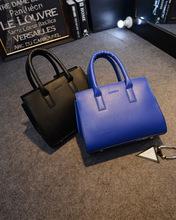 Hot Sale, 2015 New Popular Fashion pu leather handbag Women Shoulder Messenger Bags for female(China (Mainland))