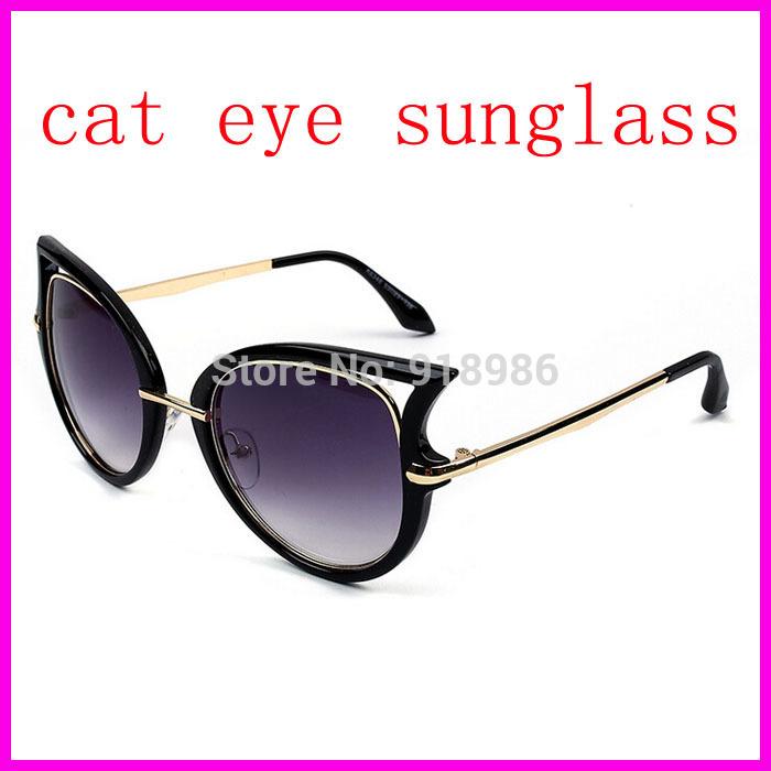 Женские солнцезащитные очки Shiny Day 2015 Cat gafas oculos feminino New-010 женские солнцезащитные очки brand new 2015 gafas oculos feminino mujer de soleil sg10