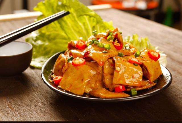 Chinese Hunan Tofu Recipe — Dishmaps