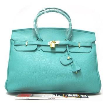 100% Famous Brands Logo ! H 35cm Golden Silver Lock PU leather Bags Fashion women Handbags femme sacs bolsas feminina(China (Mainland))