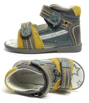 Фламинго kidsshoes высокое качество первый шаг QS5716
