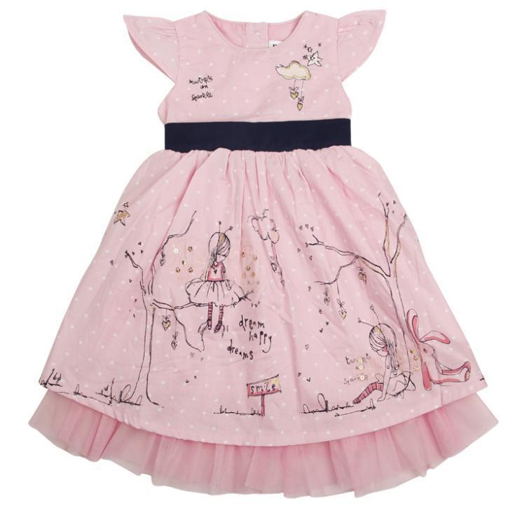 AliExpress.com Product - Nova kids wear New design 2015 summer girls dress princess baby clothes kids dress children dress free shipping H3816