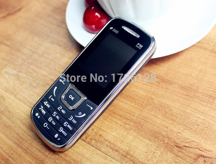 "New Arrival Cheapest Dual SIM 1.8"" E1282B Facebook Twitter Unlocked phone Quad Band MP3 MP4 Bluetooth SMS/MMS FM Radio(China (Mainland))"