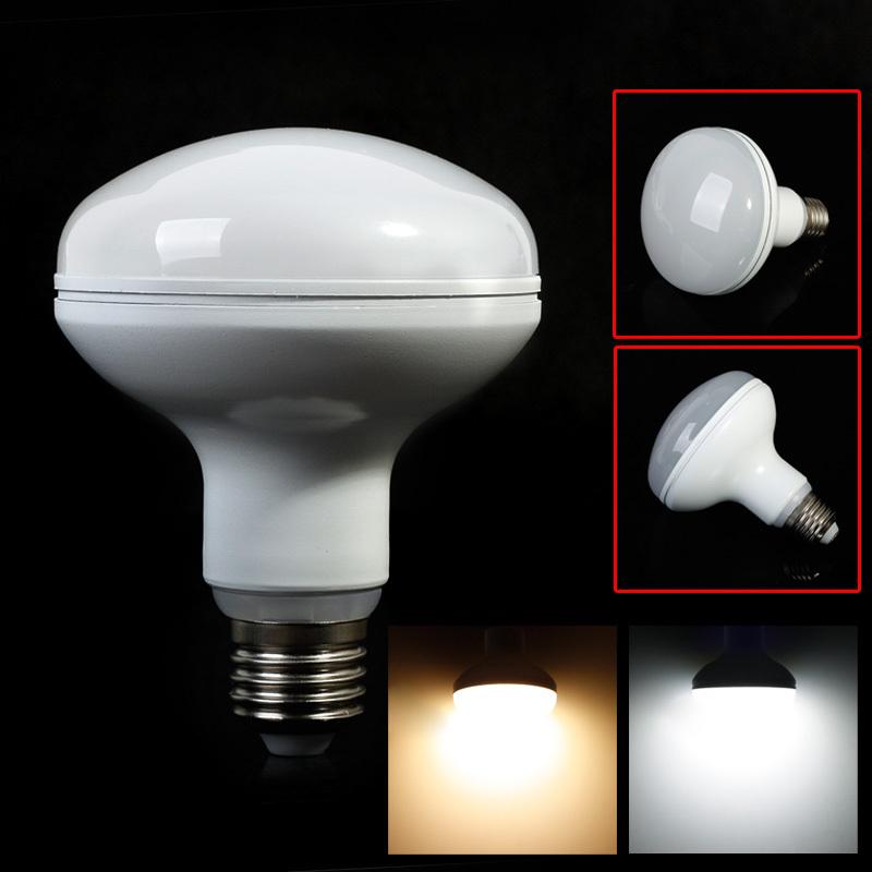 2013 New design 15W E27 AC85~265V Cold white/warm white Dimmable LED Bulb SpotLight 180 degrees Lamp R90 Bulb Super Bright(China (Mainland))