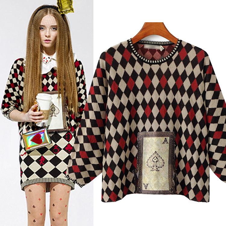 Женский пуловер Brand New 2015 407199 женский пуловер brand new 2015